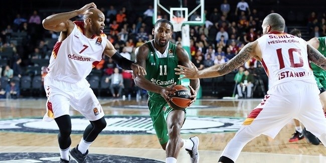 Regular Season Round 28: Darussafaka keeps playoff dreams alive with derby win