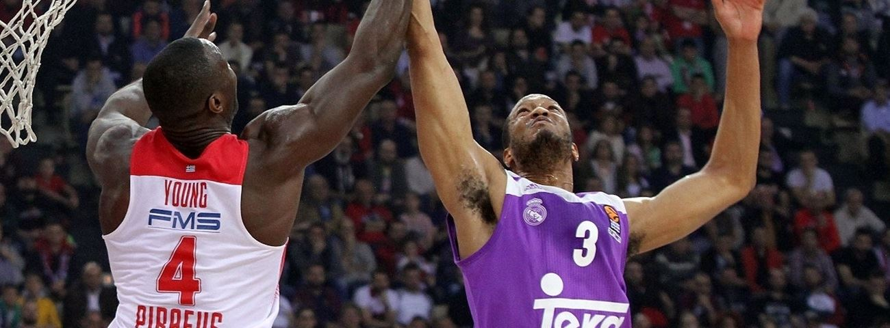 Regular Season Round 28 MVP: Anthony Randolph, Real Madrid