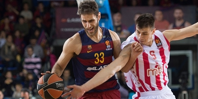 Regular Season Round 28: Barcelona downs Zvezda with great defense