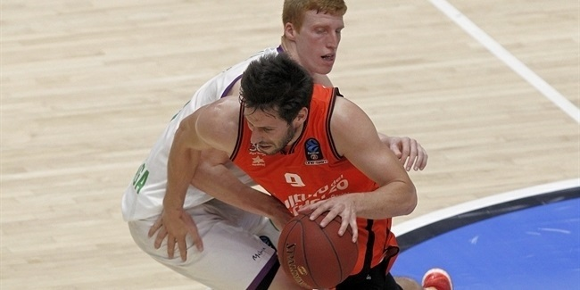 Finals, Game 1: Valencia Basket vs. Unicaja Malaga