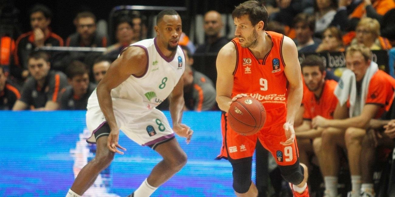 Finals Game 1: Valencia takes 1-0 lead on Unicaja in finals