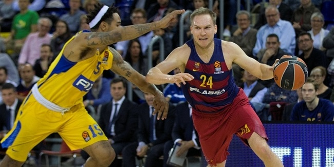 Regular Season, Round 29: FC Barcelona Lassa vs. Maccabi FOX Tel Aviv
