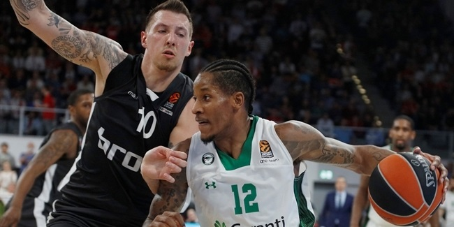 Regular Season Round 29: Wanamaker, Clyburn save Darussafaka playoff hopes with OT win at Bamberg