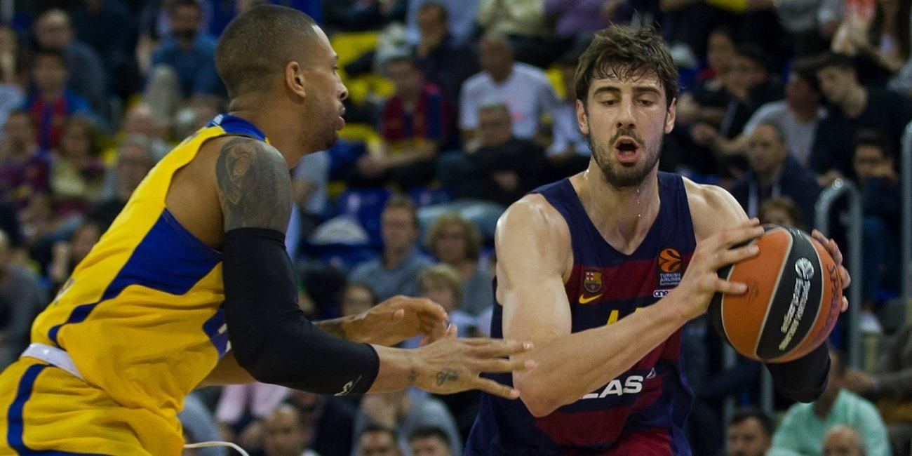 Regular Season Round 29: Barcelona hangs on in last home game