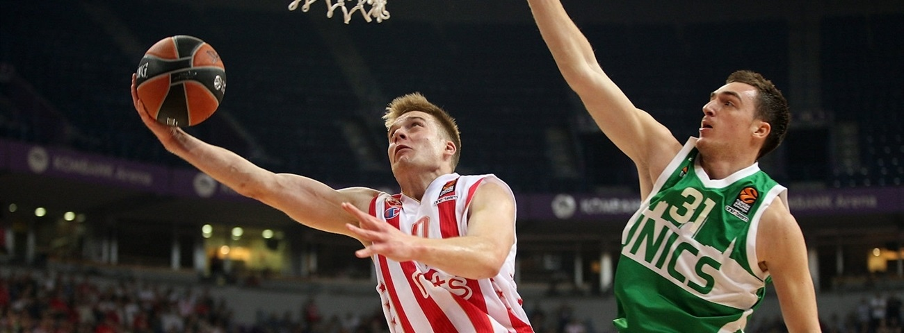 Zalgiris inks point guard Wolters
