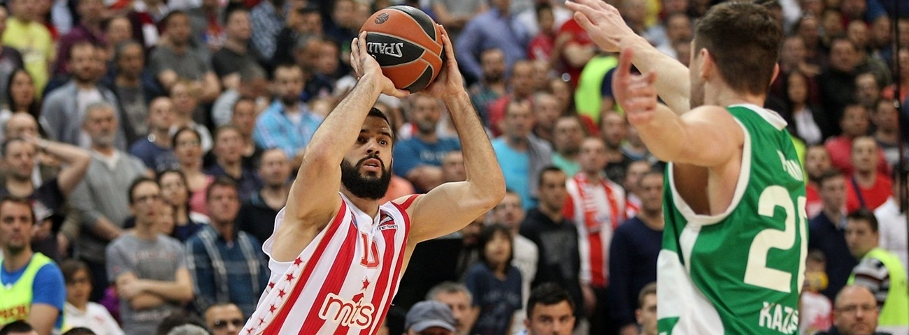 Crvena Zvezda re-signs Lazic, names him team captain