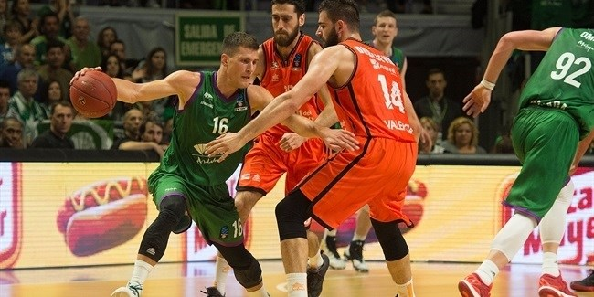 Finals, Game 2: Unicaja Malaga vs. Valencia Basket