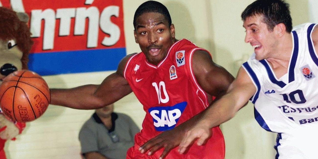 Euroleague Basketball helps honor Alphonso Ford in Pesaro