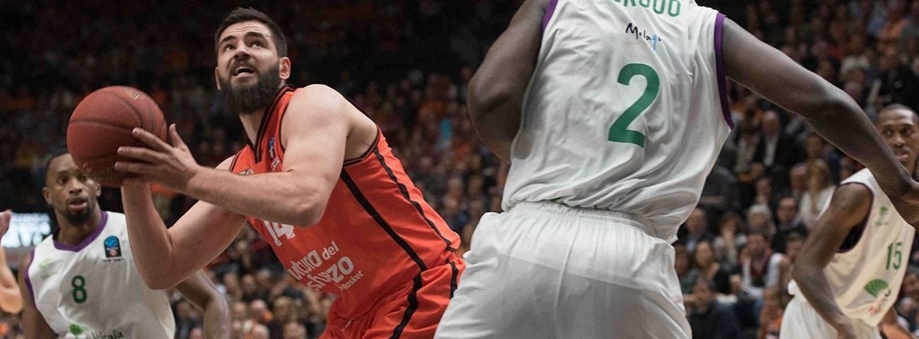 Valencia re-signs EuroCup scoring king Dubljevic