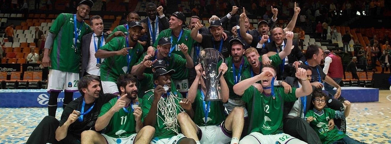 Eurocup champions (2003 - 2017)