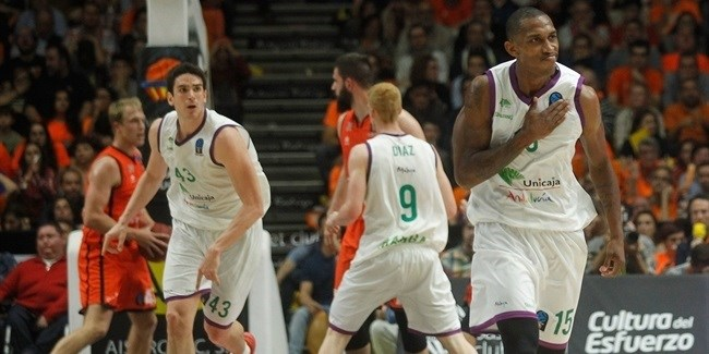 Finals, Game 3: Valencia Basket vs. Unicaja Malaga
