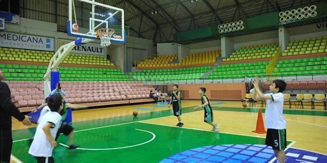 Istanbul clubs: Darussafaka's unique mission