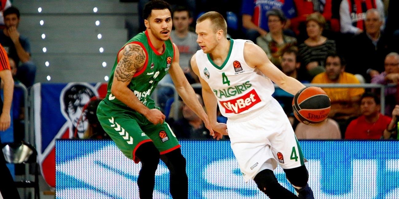 Regular Season Round 30: Zalgiris wins at Baskonia in EuroLeague finale