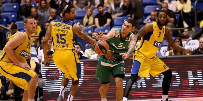 Regular Season Round 30: Panathinaikos clinches fourth place with second-half surge