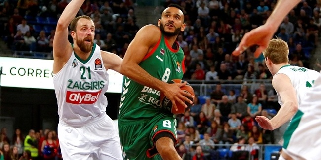 Regular Season, Round 30: Baskonia Vitoria Gasteiz vs. Zalgiris Kaunas