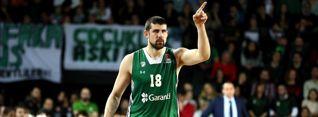 Barcelona tabs power forward Moerman