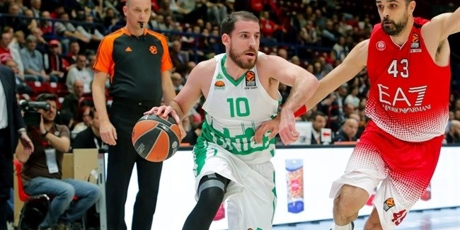 Quino Colom, UNICS: 'I am ready'
