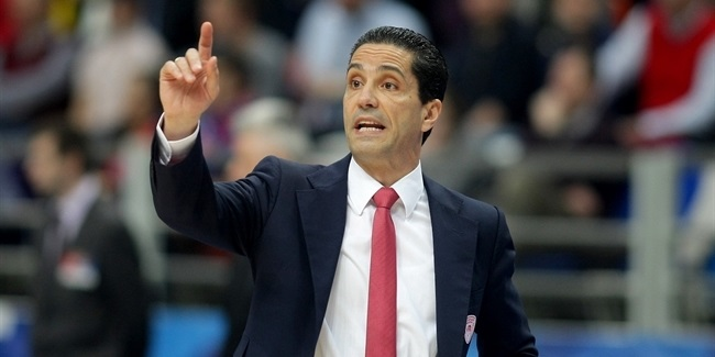 Olympiacos, Sfairopoulos part ways after four years together