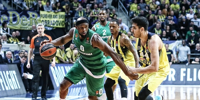 Inside the Playoffs: Panathinaikos Superfoods Athens vs. Fenerbahce Istanbul