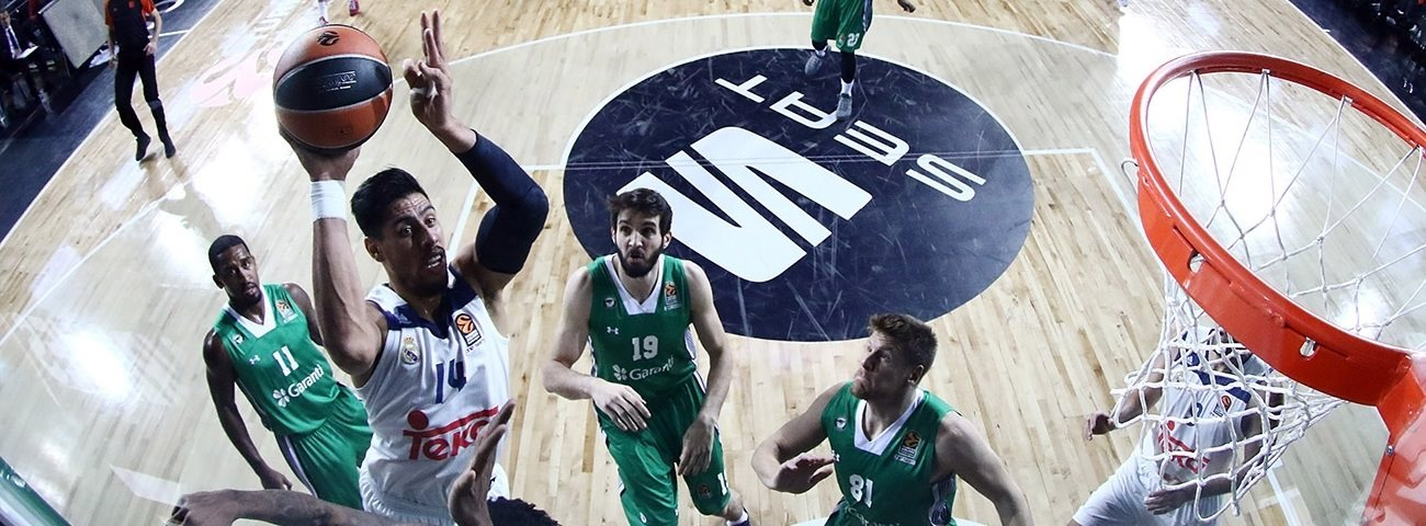 Inside the Playoffs: Real Madrid vs. Darussafaka Dogus Istanbul