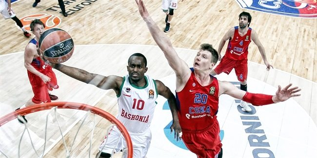 Inside the Playoffs: CSKA Moscow vs. Baskonia Vitoria Gasteiz