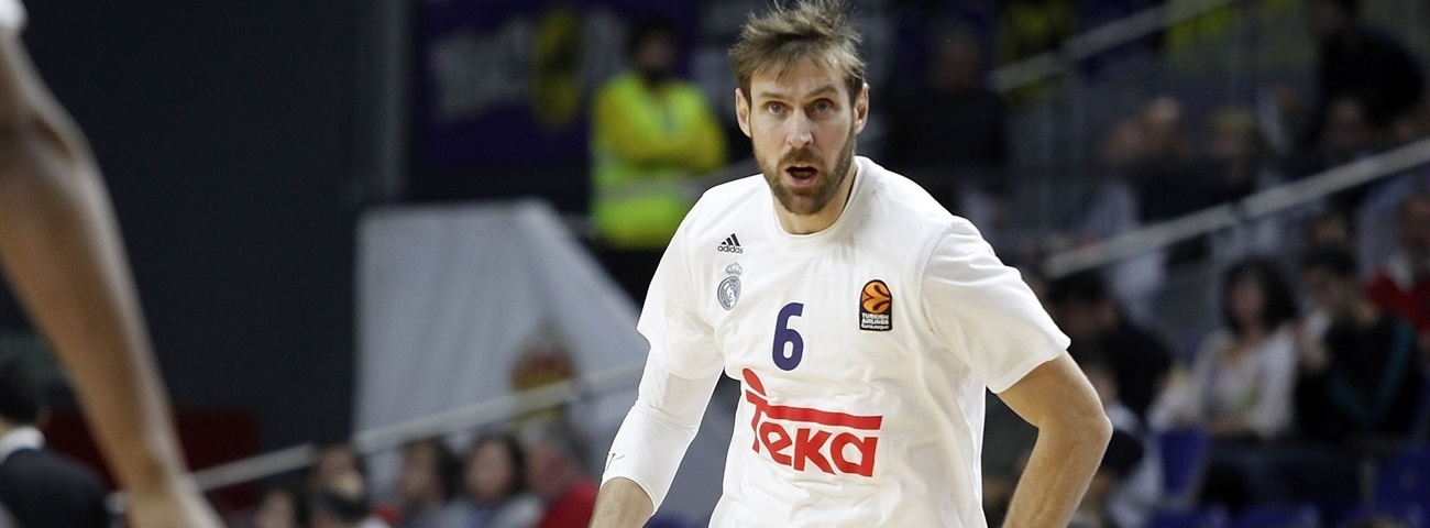 Andres Nocioni: EuroLeague Playoffs - one last time!