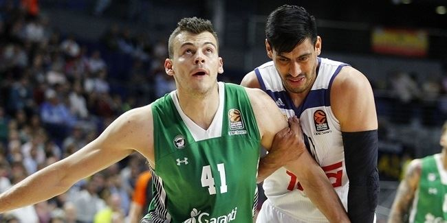 Playoffs Game 1: Real Madrid vs. Darussafaka Dogus Istanbul