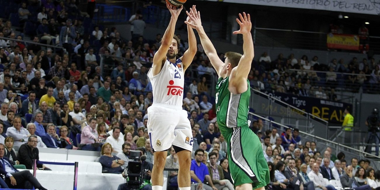 Playoffs Game 1: Llull, Ayon put Real Madrid up 1-0