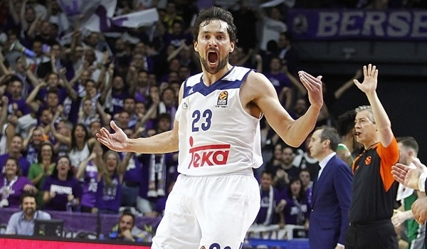 "MVP Llull to play Game 3 for Madrid: ""The time has come!"""