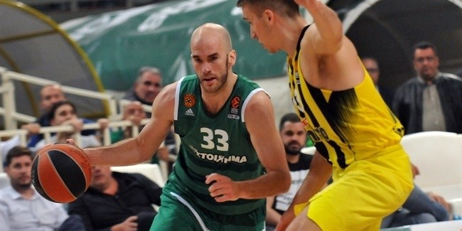Playoffs Game 2: Panathinaikos Superfoods Athens vs. Fenerbahce Istanbul