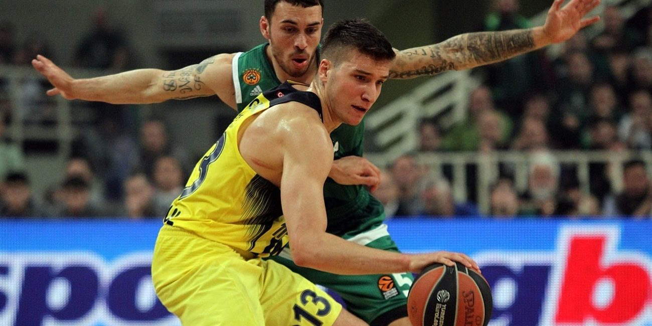 Playoffs Game 2: Bogdanovic stars again as Fenerbahce takes command