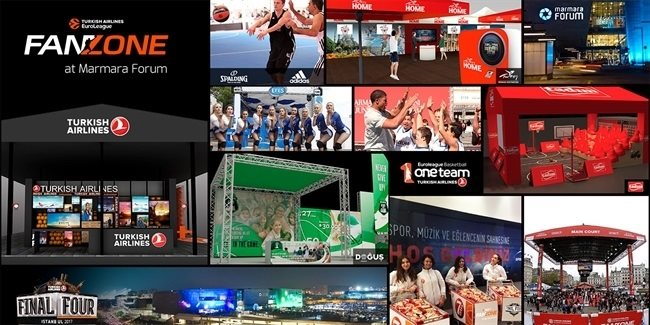 #F4FANZONE coming to trendy Marmara Forum