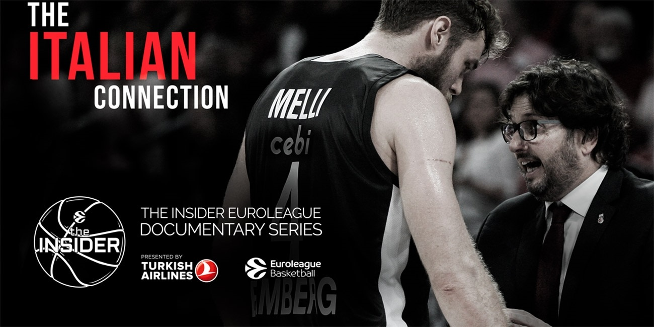 """Video Replay: The Insider EuroLeague Documentary: """"The Italian Connection"""""""
