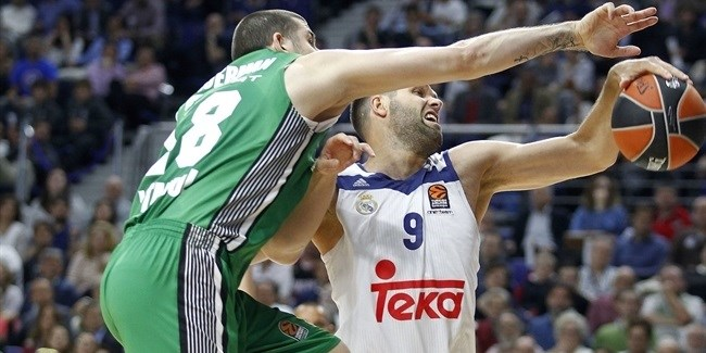 Playoffs Game 2: Real Madrid vs. Darussafaka Dogus Istanbul