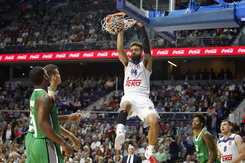 Jeffery Taylor - Real Madrid - EB16