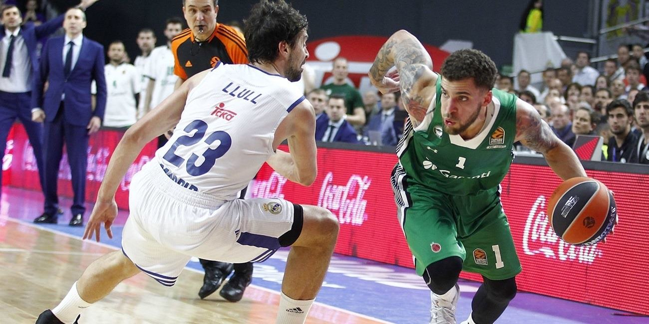 Playoffs Game 2: Darussafaka stuns Madrid to tie series