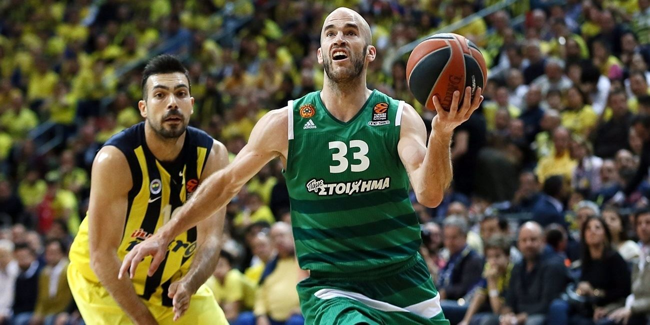 Roster Rundown: Panathinaikos Superfoods Athens