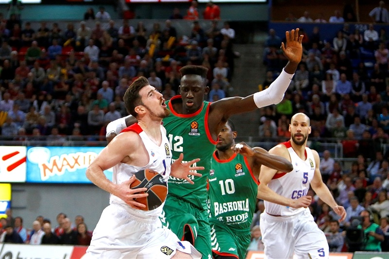 Image result for de colo vs baskonia