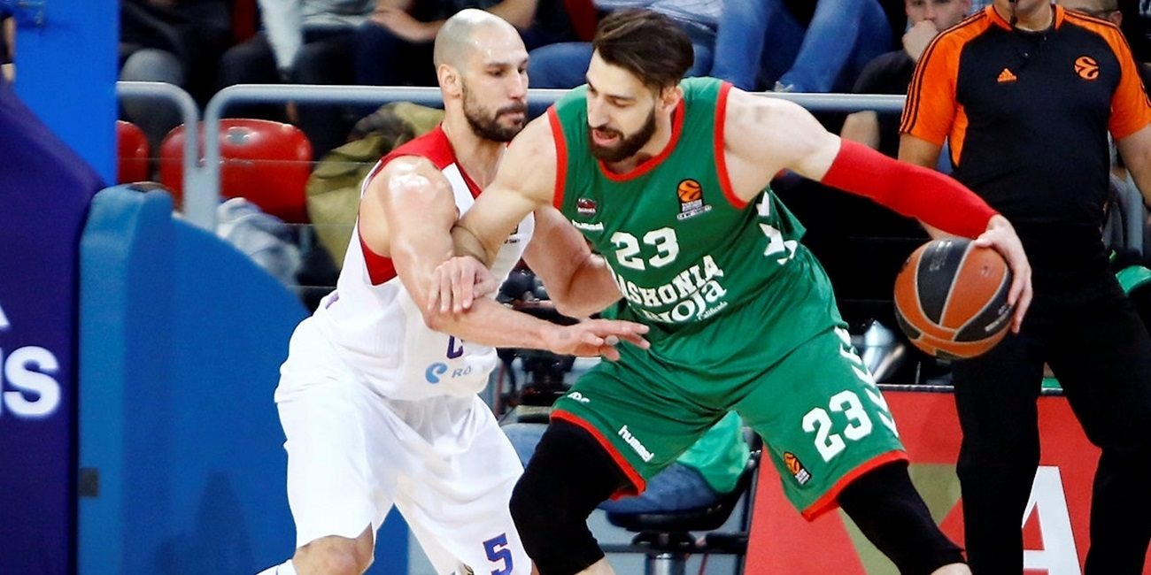Roster Rundown: Baskonia Vitoria Gasteiz