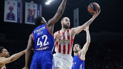 Lookback: Game 5s between Olympiacos, Efes