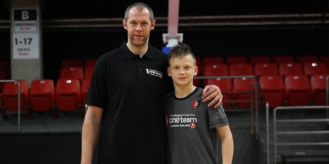 Siskauskas backs Lietuvos Rytas One Team program