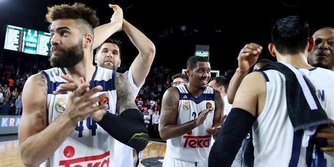 Road to the Final Four Istanbul 2017: Real Madrid