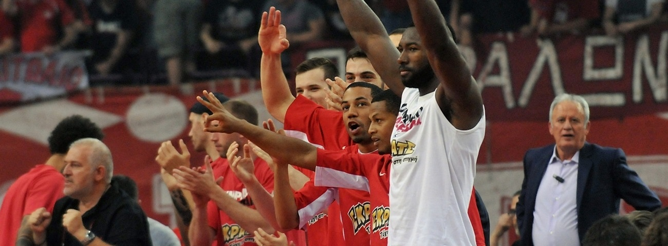 On This Day, 2017: Olympiacos KO's Efes in Game 5
