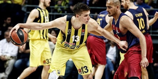 Turkish Airlines EuroLeague MVP for April: Bogdan Bogdanovic, Fenerbahce Istanbul