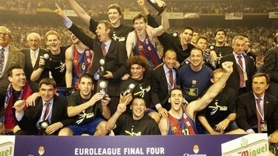 FC Barcelona Lassa is first to 400 EuroLeague games this century!