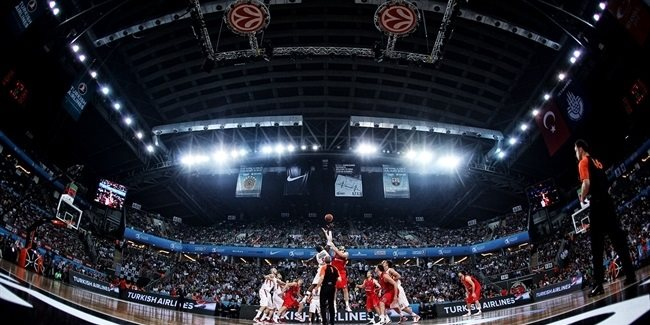 Sinan Erdem Dome: Basketball heaven