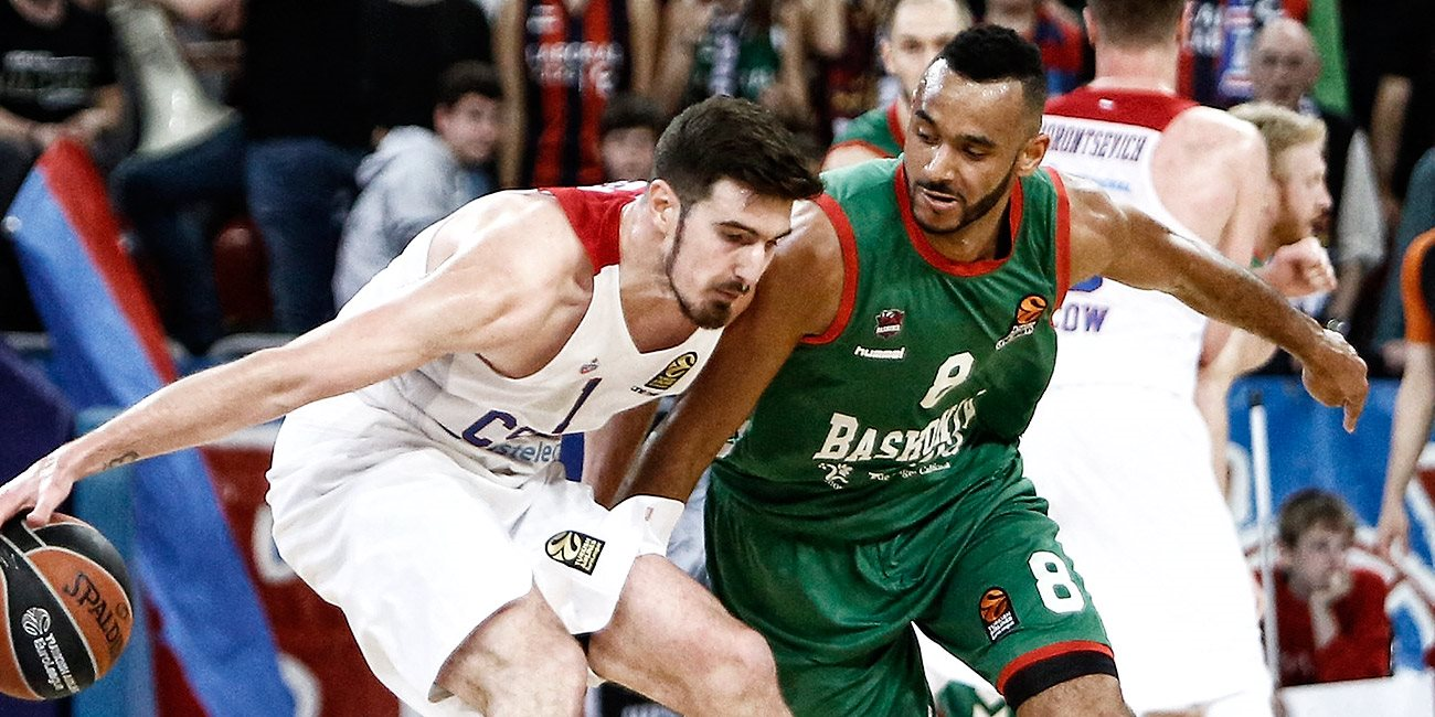 Adam Hanga of Baskonia captures Best Defender Trophy