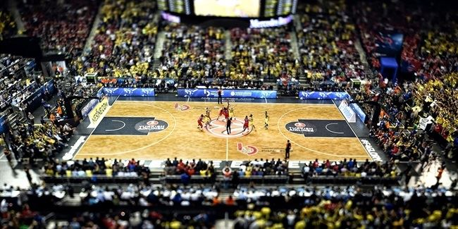 Advanced technology takes EuroLeague Final Four to the next level