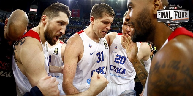 CSKA Moscow: A historic march continues