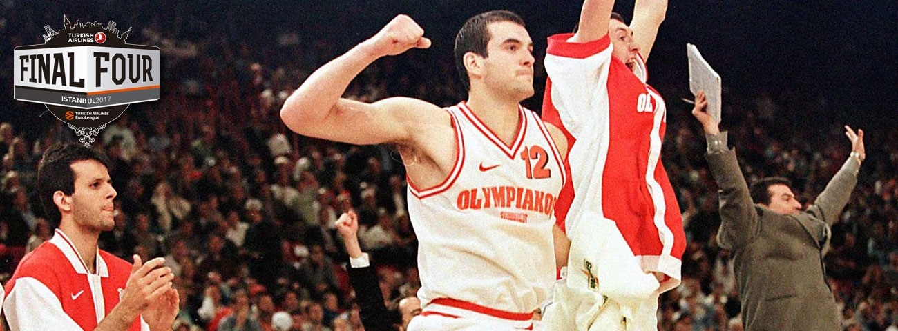 Legend: Dragan Tarlac, Olympiacos Piraeus
